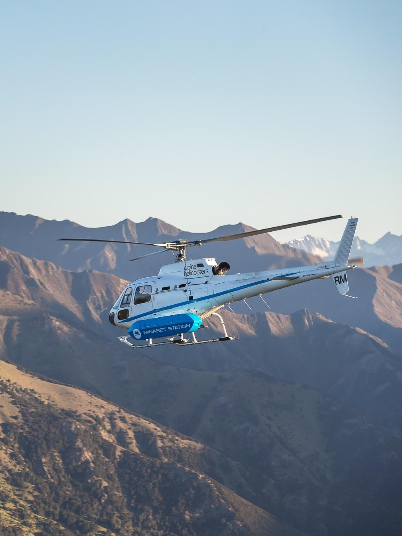 Alpine Helicopters Fleet