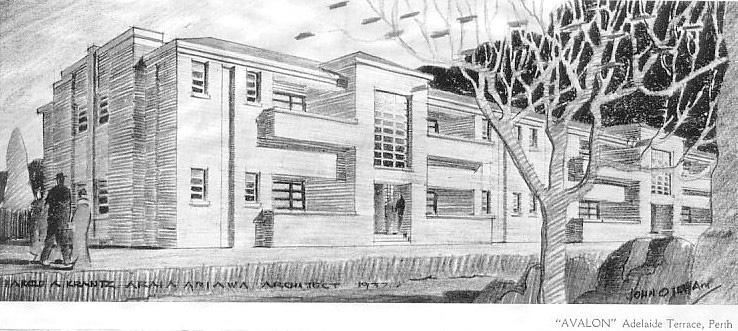 Avalon Flats, Adelaide Terrace, East Perth