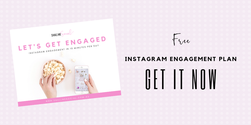 Instagram Engagement Plan