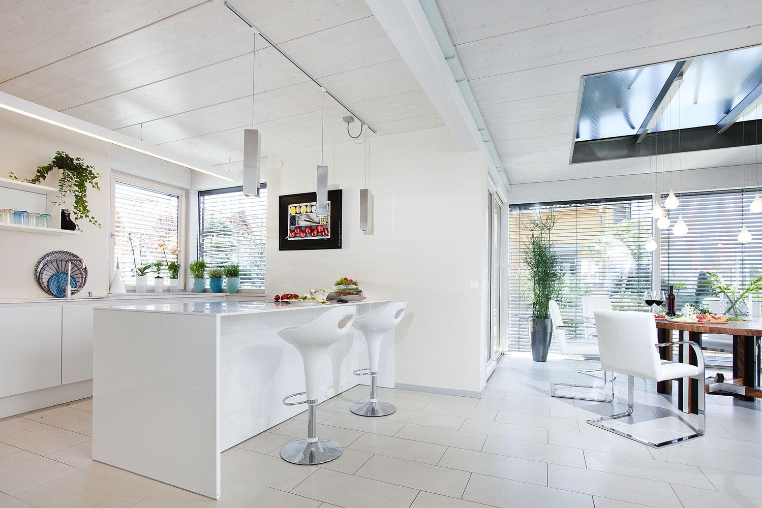 Innenaufnahme von Immobilie Architekturfotograf