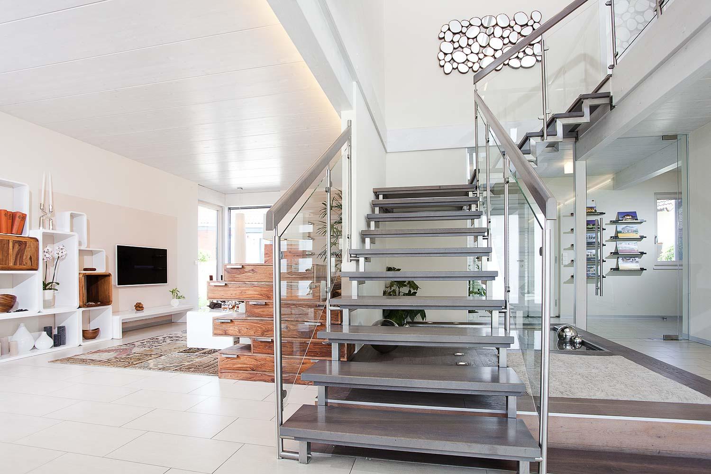 Treppenaufgang Design