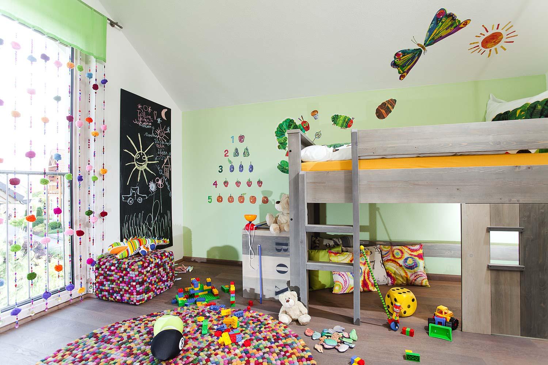 Kinderzimmer Inneneinrichtung