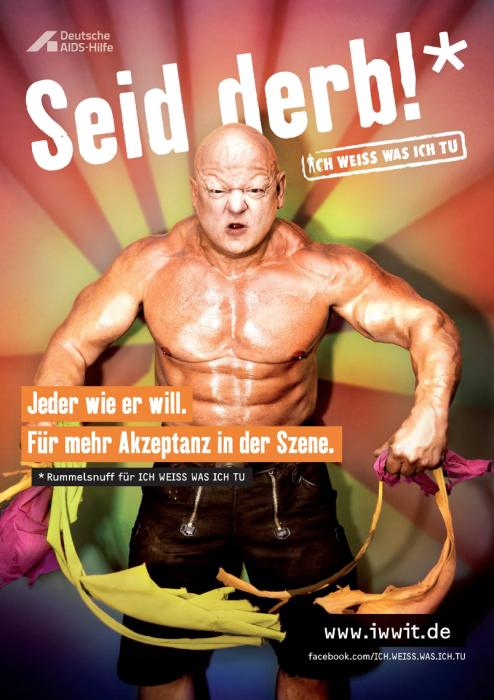 Deutsche Aidshilfe Kampagnenfotograf Fotograf Berlin