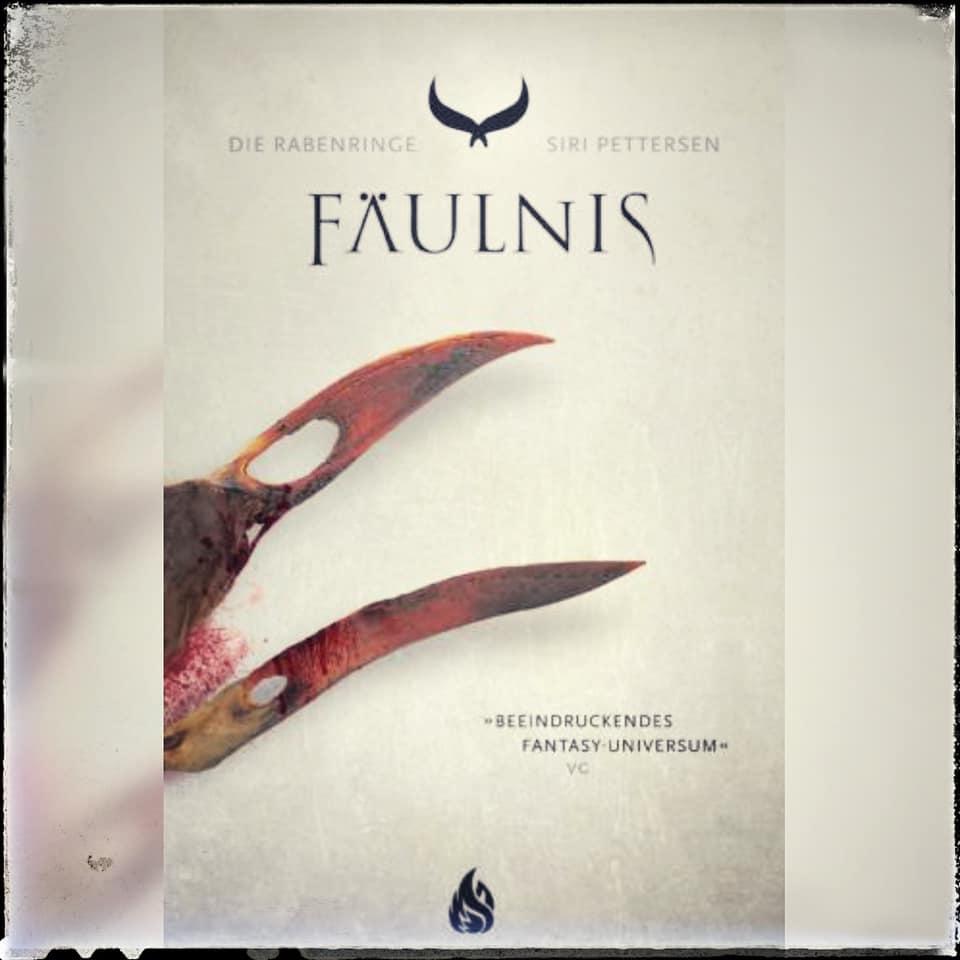 Fäulnis book cover