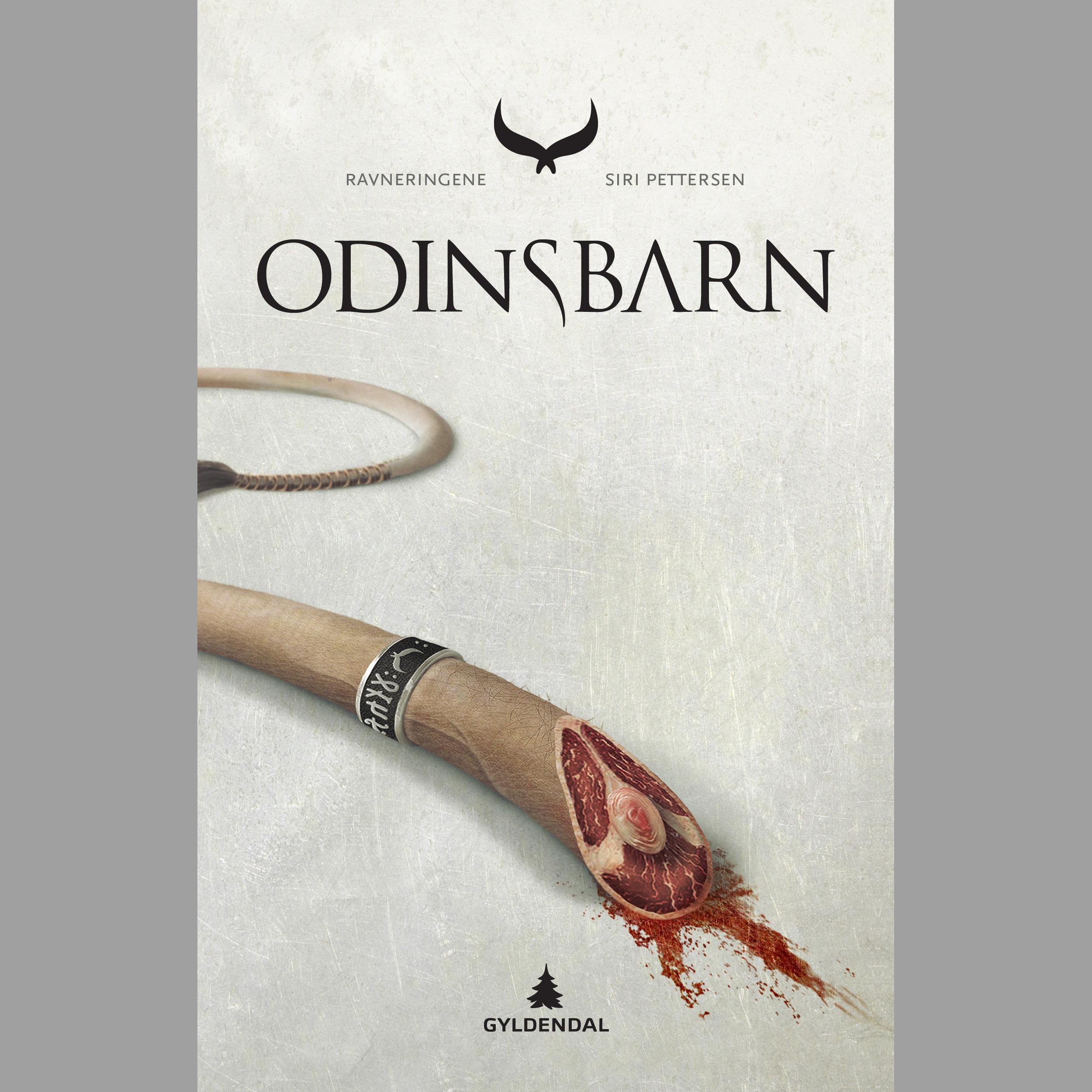 Norwegian cover - Odin's Child