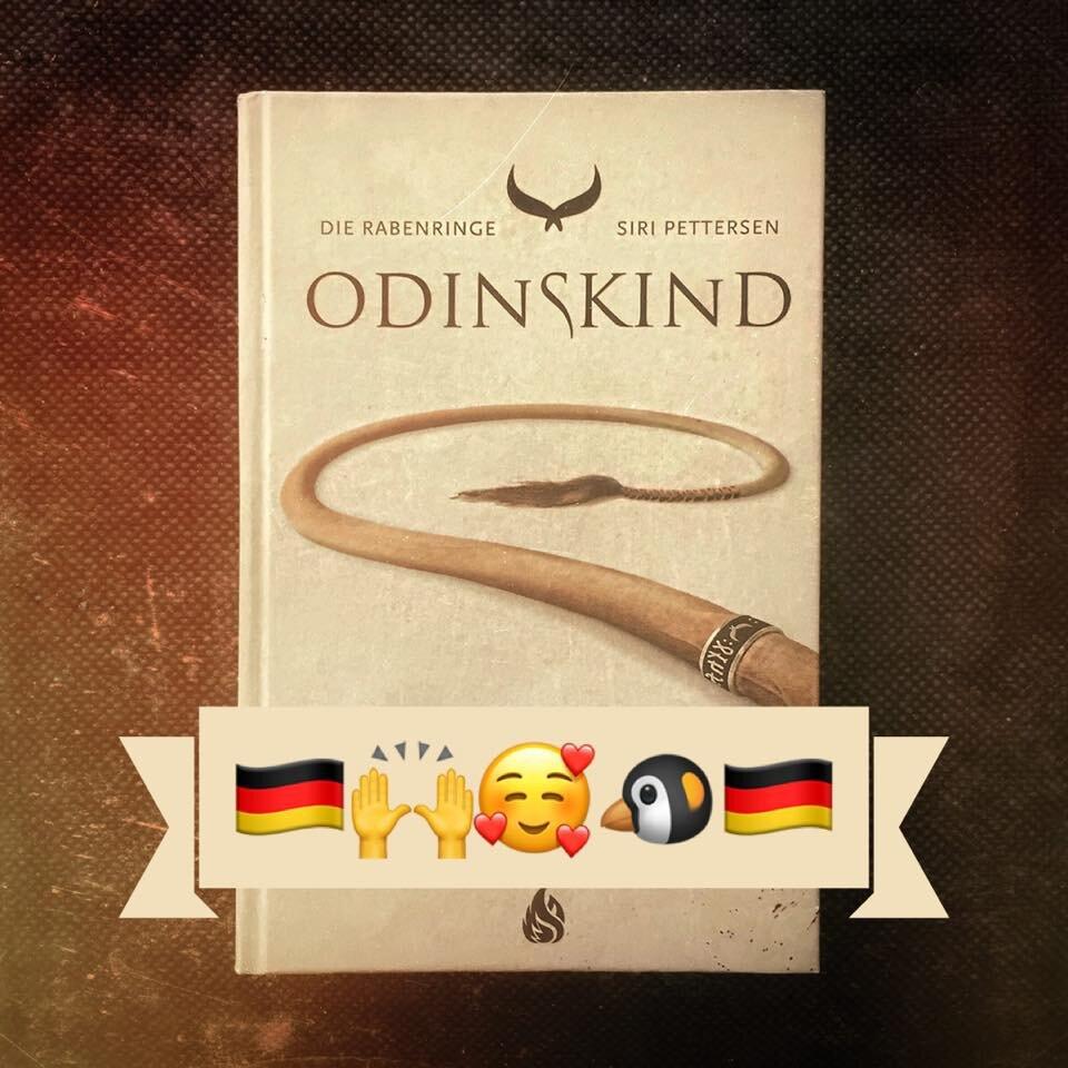 Odinskind cover