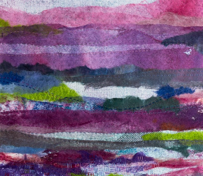CHRISTINE MACINTYRE - EMBROIDERER AND TEXTILE ARTIST
