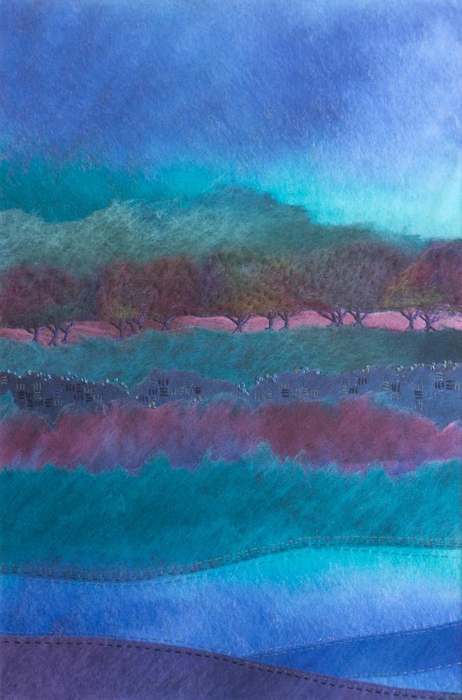 Trees - 72 x 57 cm £325