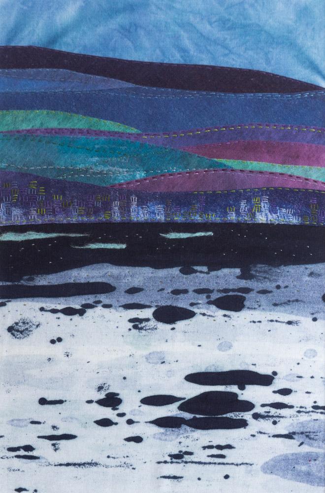 Tide's Out - 68 x 52 cm £295