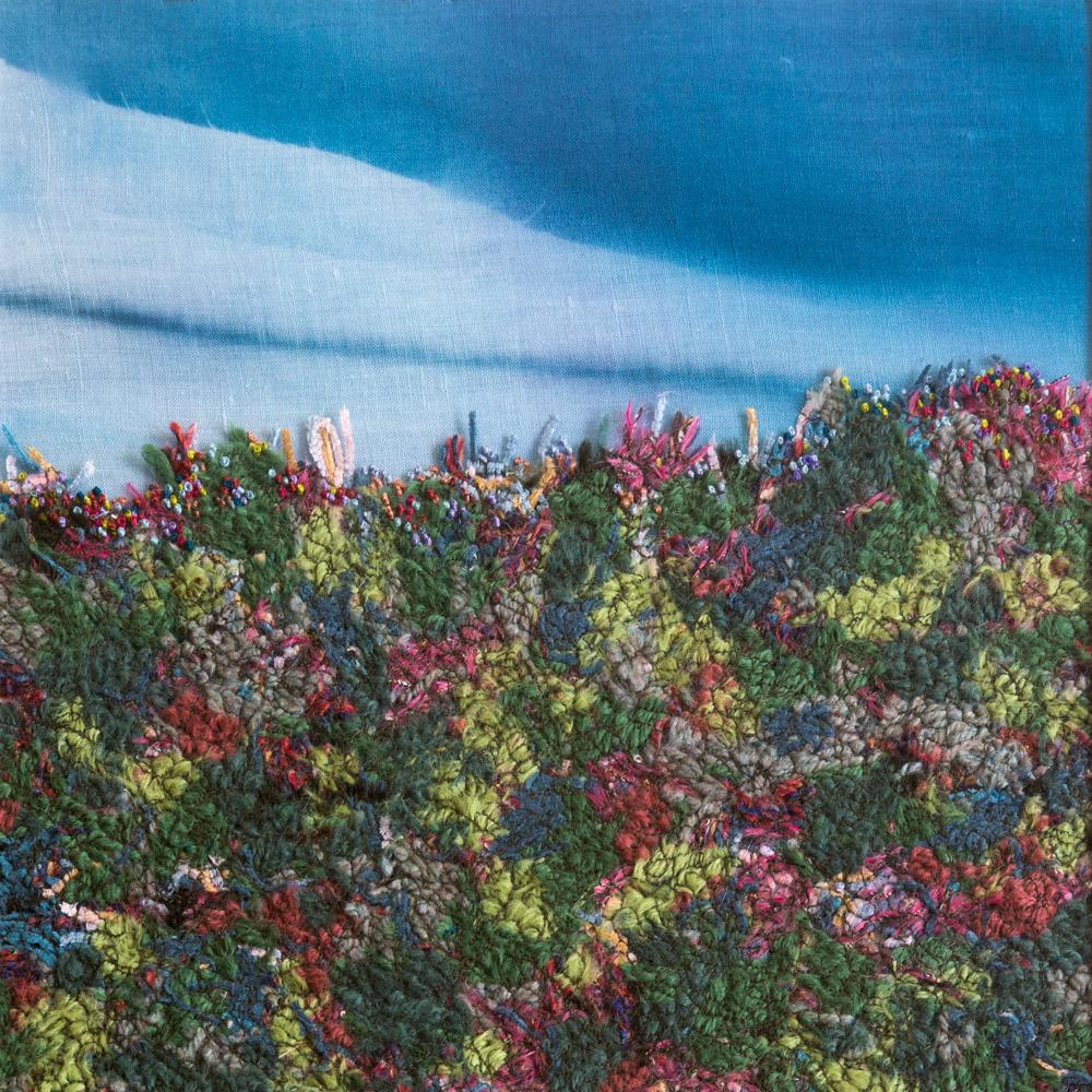 Summer - 62 x 62 cm £325 (Sold at Dundee Art Fair)