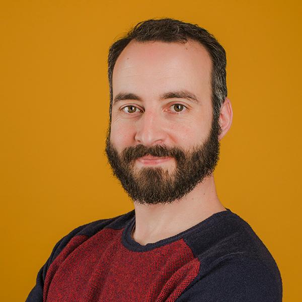 Chris Jones - Motion Design Lead