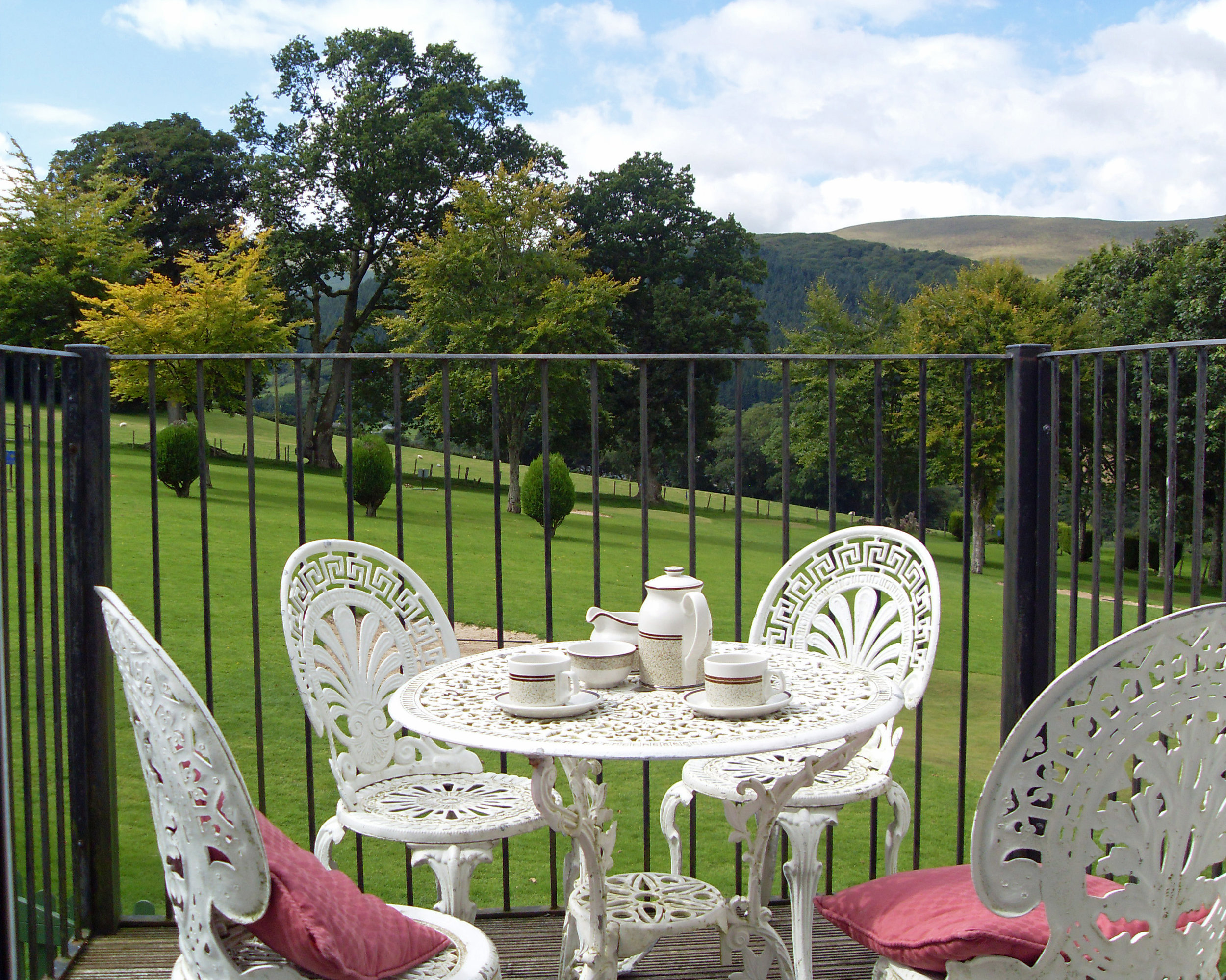 Plas Talgarth view from farmhouse apartment.JPG