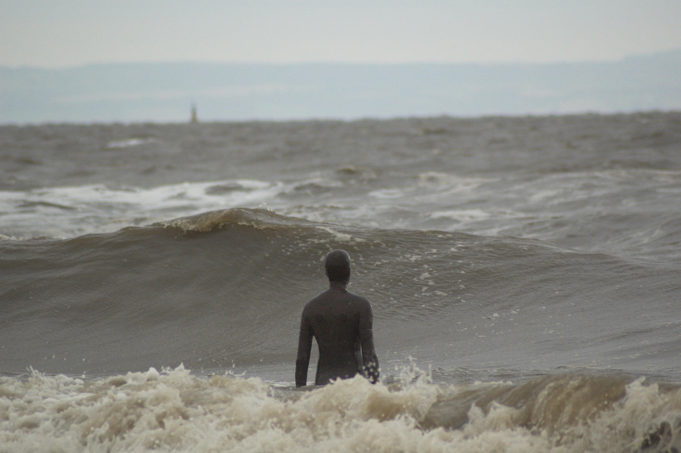 Another Place, Crosby Beach