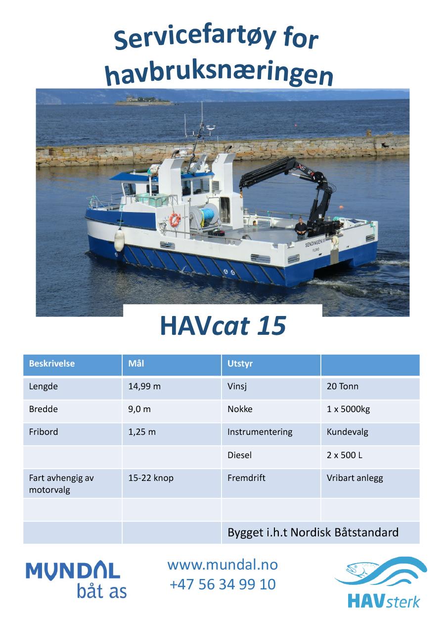 HAVCAT 15