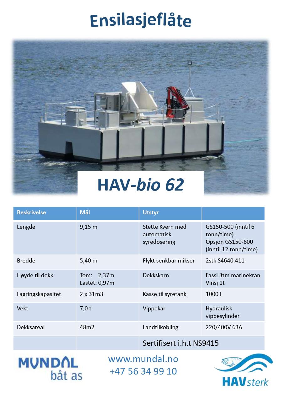 HAVBIO 62