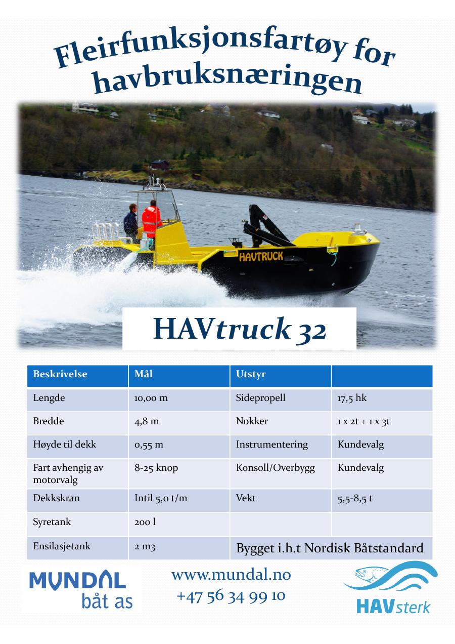 HAVTRUCK 32