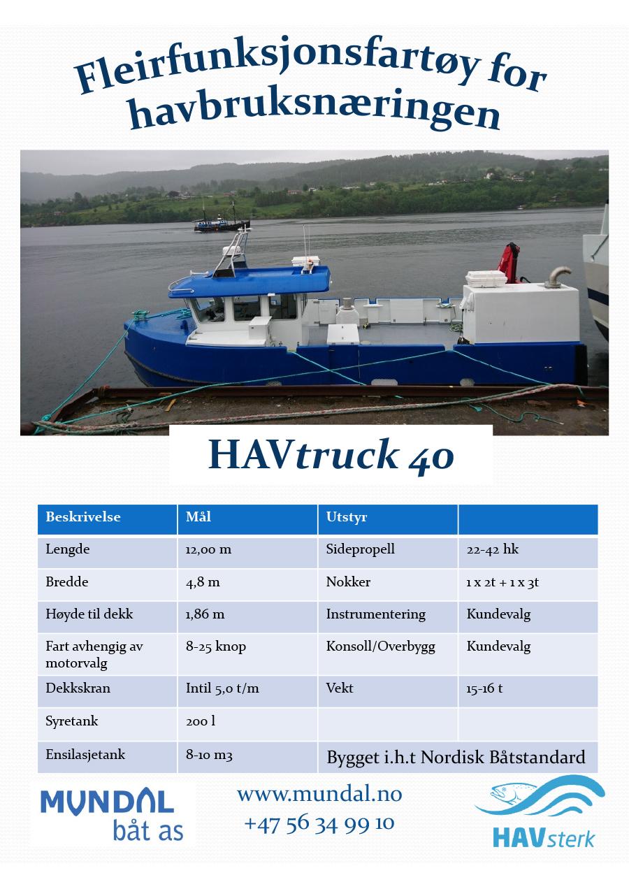 HAVTRUCK 40