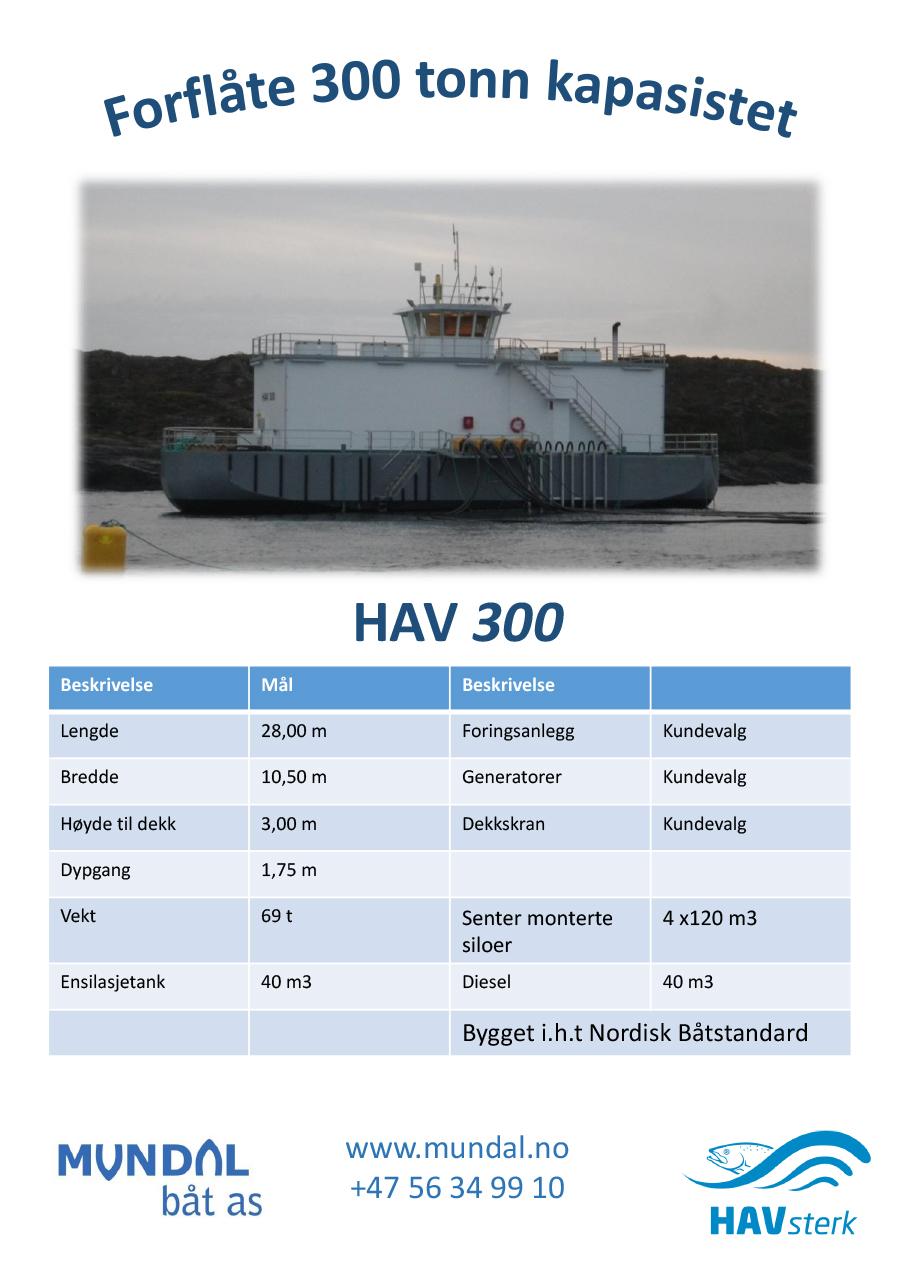 HAVFEED 300