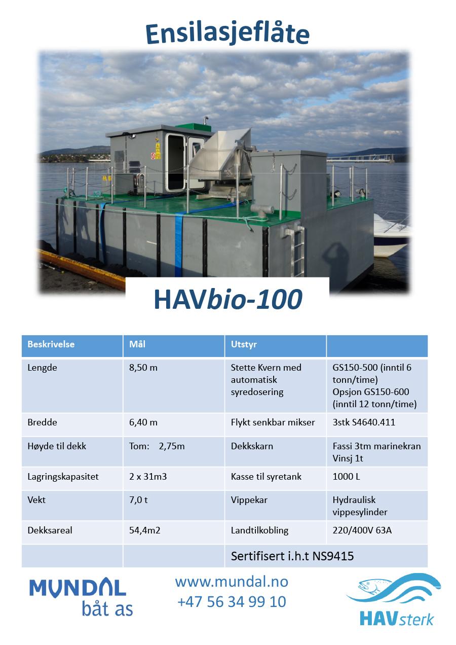 HAVBIO 100