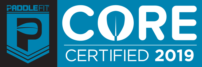 We are PaddleFit Certified so that we can bring our clients the best in water safety fundamentals, introductory technique, and SUP Fitness.