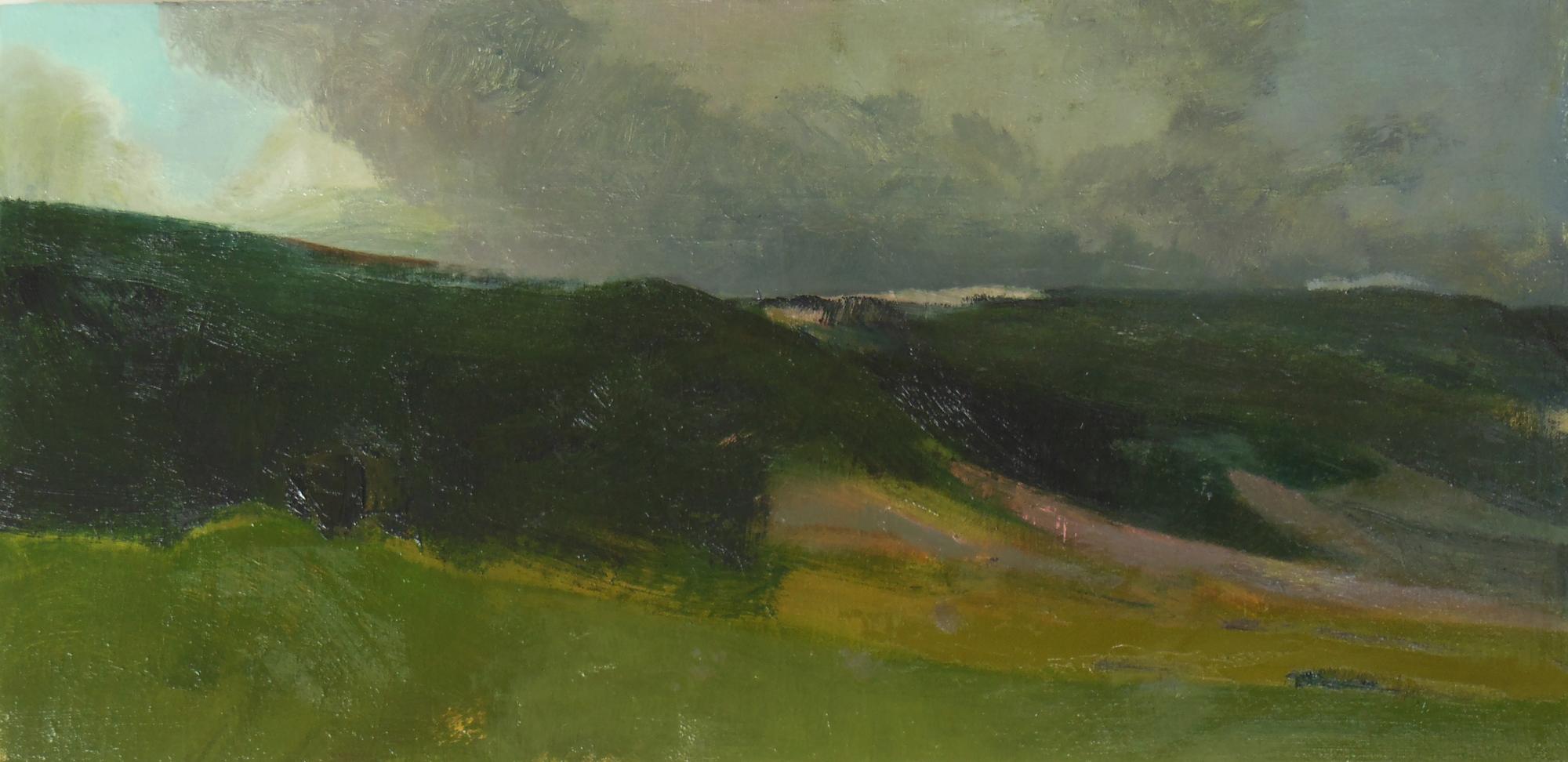 Below Hay Bluff