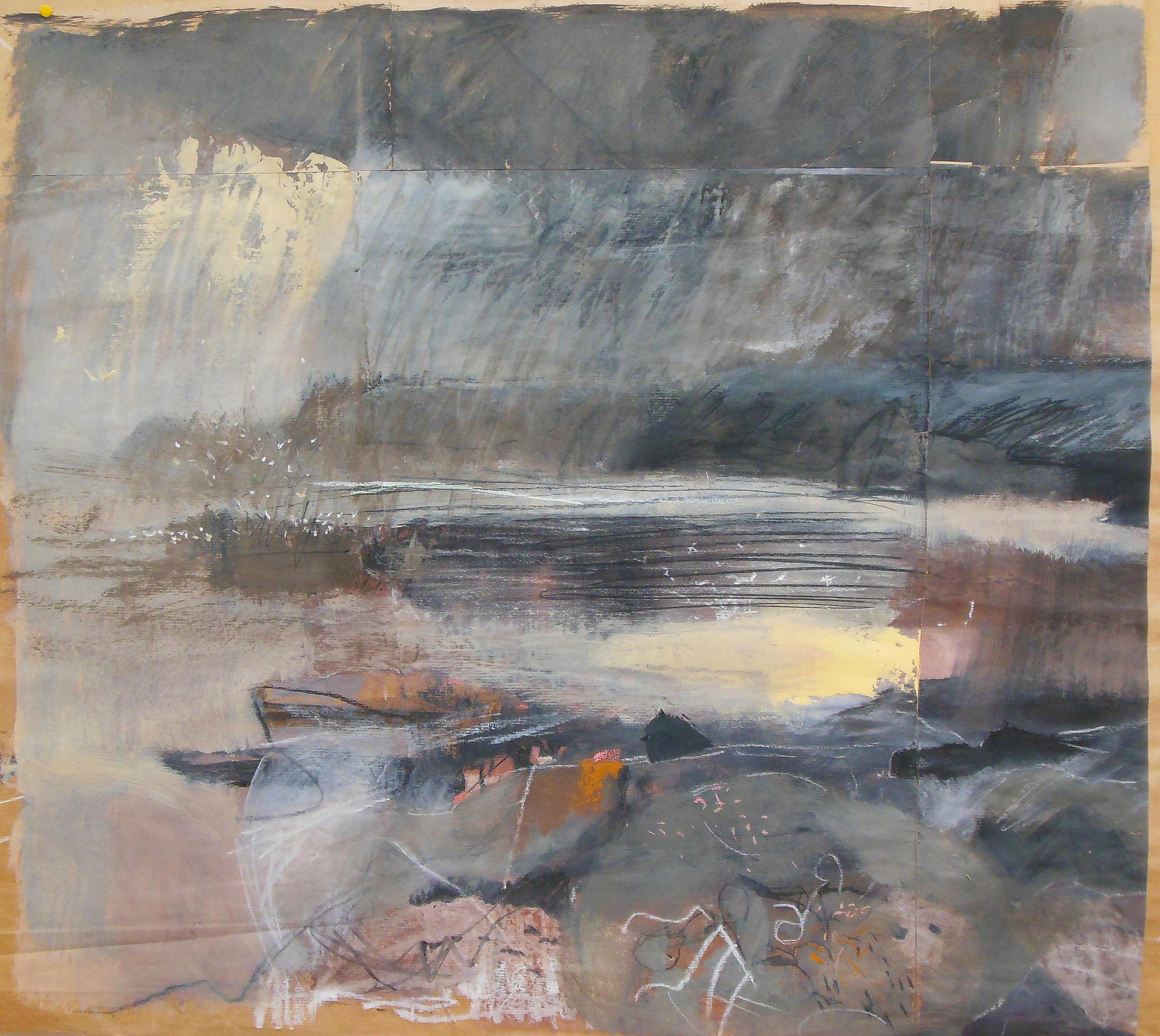 Sketch for Sennen Cove