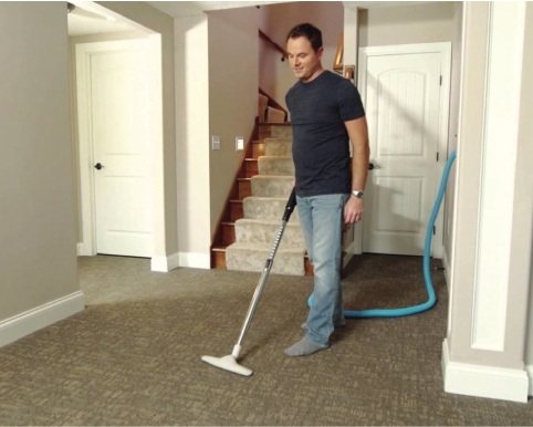 Central Vacuums - Eliminate 100% of dirt, dust and allergens from your home with our central vacuuming solutions.