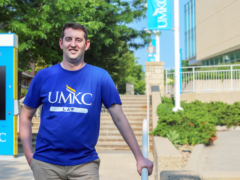 Proven leadership - As the University of Missouri - Kansas City Student Body President Drew has experience representing a variety of constituents with varied interests.