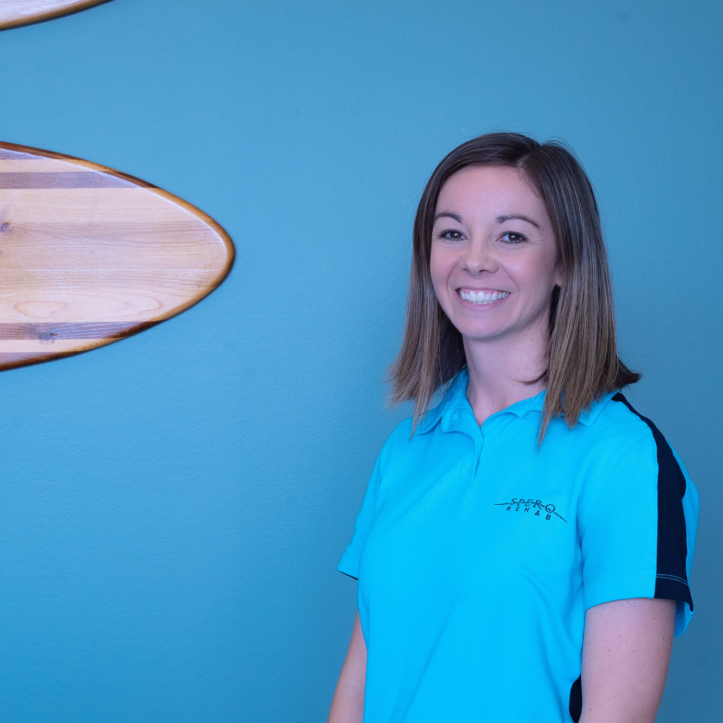 Adrienne Chaddick is a licensed physical therapist who received her BS in Exercise Science from Texas A&M-Corpus Christi in 2005 and Doctorate of Physical Therapy from Texas Tech Health Science Center in 2009.