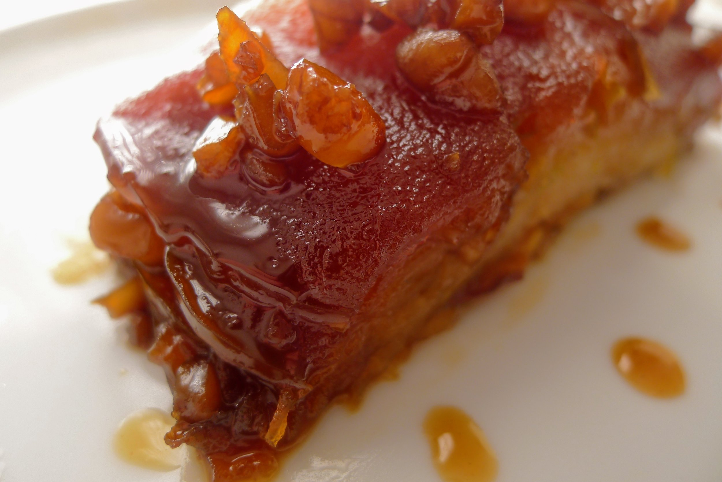 Caramelised Apple Mille Feuille (Vegan & Gluten-Free)