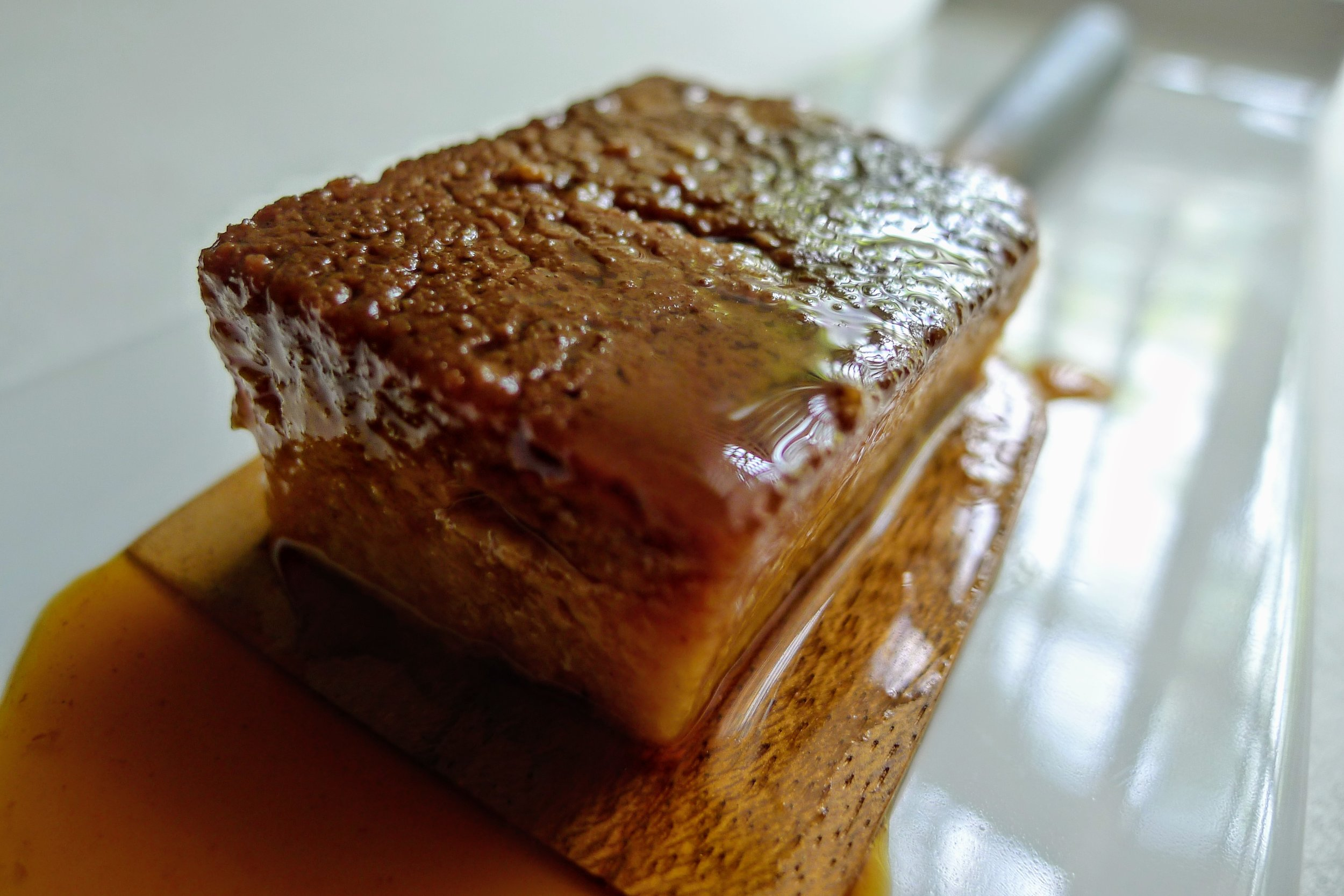 "Pan de Calatrava ""Spanish Bread Pudding"""