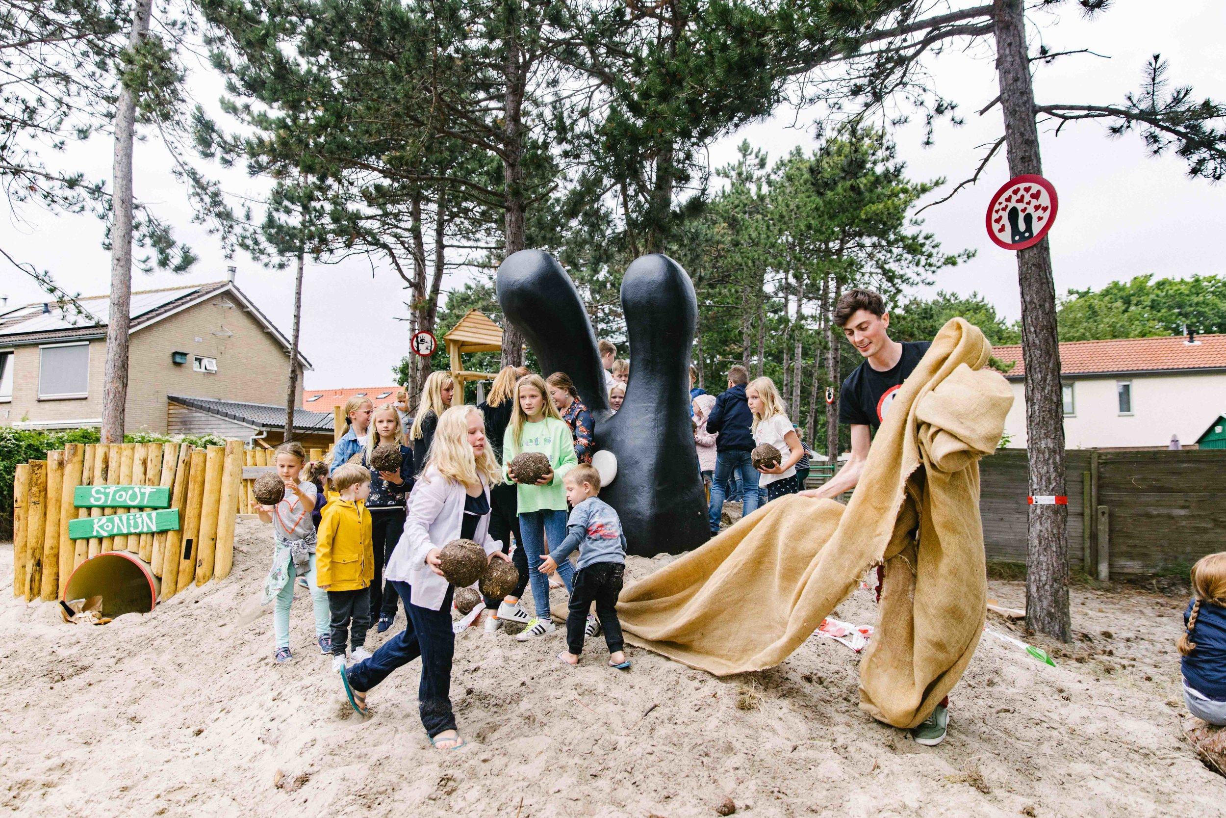 speeltuin ontwerp vlieland nederland