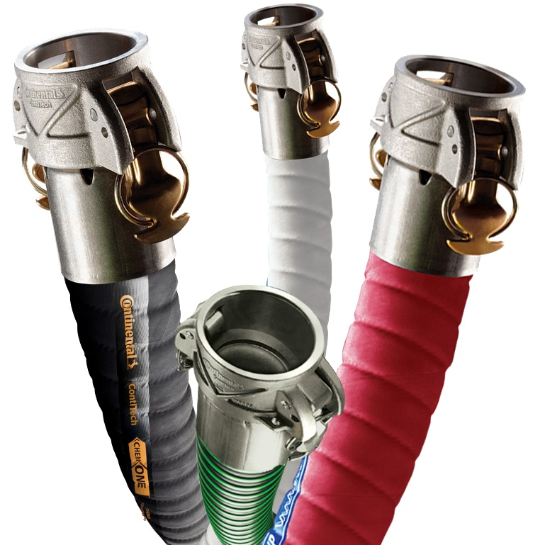 """INDUSTRIAL - Precise Coupling AttachmentCrimping Up To 8""""Crimped Hose EndsPrivate Brand HoseHose Identification TaggingHydrostatic Pressure Testing"""