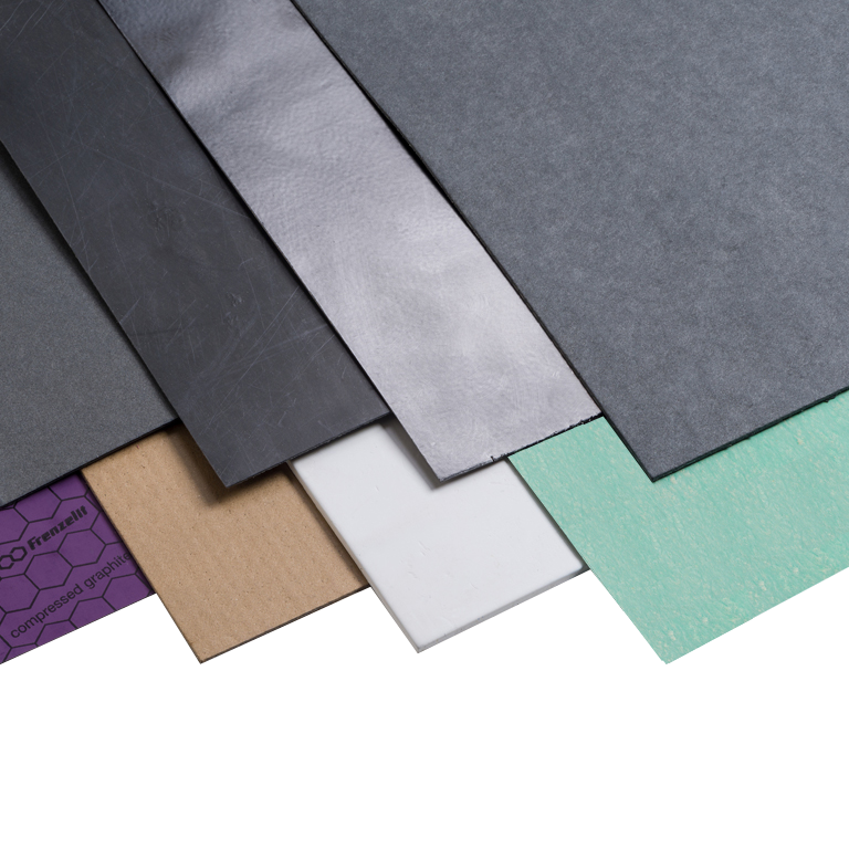 QUALITY MATERIALS - General Purpose SheetGraphiteTeflon / Expanded TeflonPaperRubber & Plastics