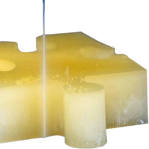 waterjet cutting - Precise ProgrammingPrecise FabricationEasy RevisionsPart CataloguingRapid Prototyping