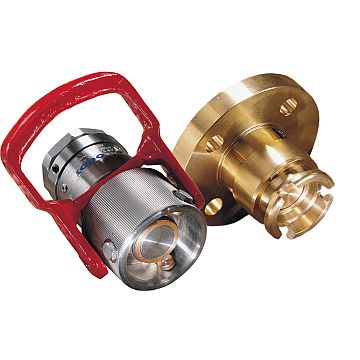 TODO GAS COUPLINGS