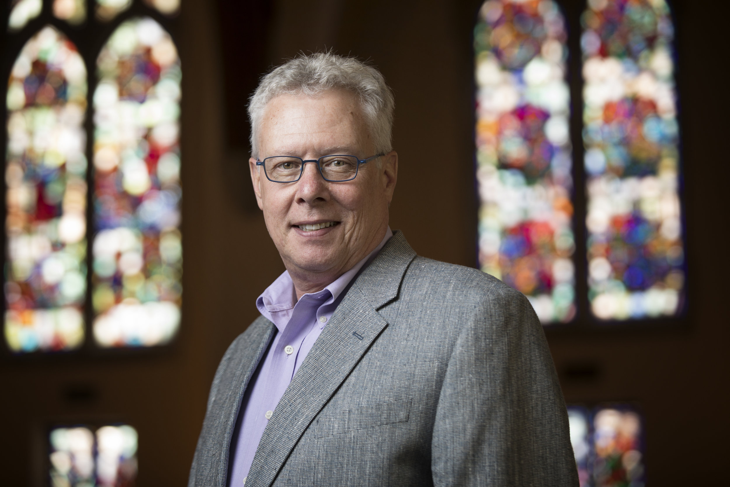 Rev. Chip Blankinship - Director of Operations and Congregational Consultant