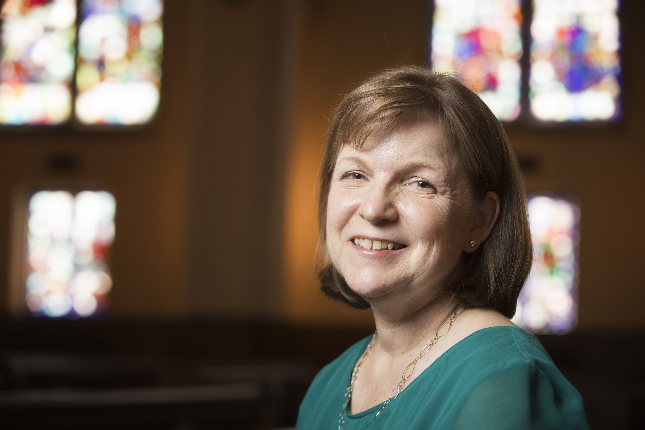 Rev. Joy Fisher - Congregational Consultant