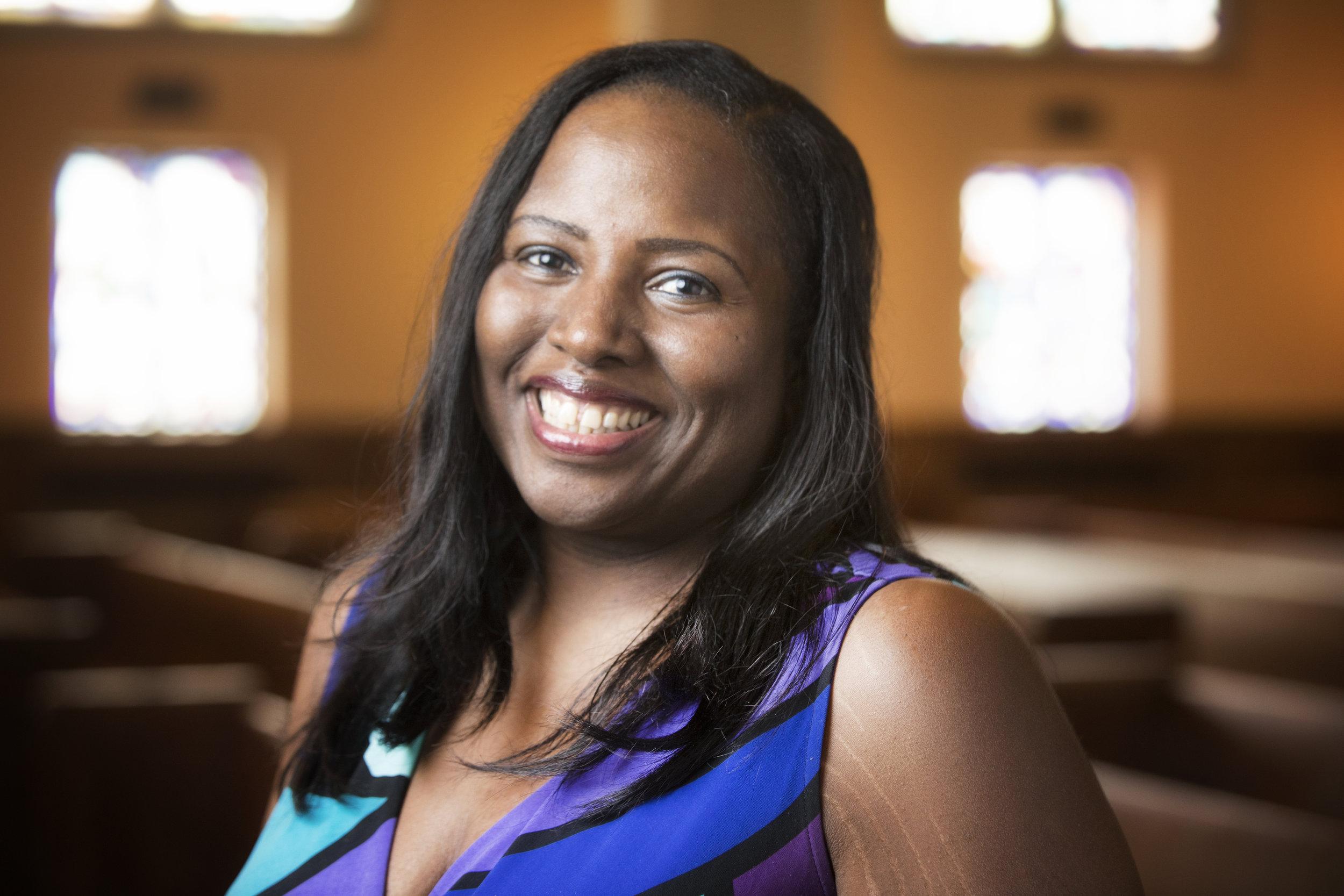Gwen Hairston - Financial Support Specialist