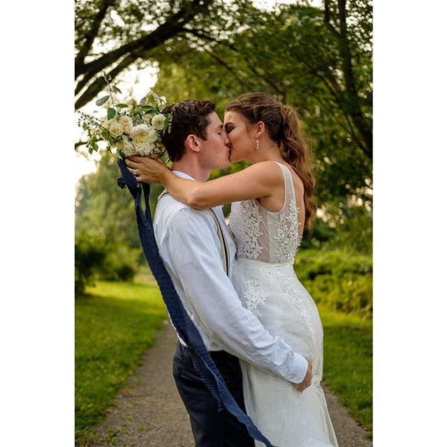 """Oh, love, that will not let me go!"" Junebug weddings are upon us! How do you pick when to get married: The weather? A special date for the both of you? Right after graduation? When your venue is available? We'd love to hear!  #junebugweddings #cincinnatiweddingphotographer #wedding #weddingday #weddingdate #daytonweddingphotographer #columbusweddingphotographer #trendybride #adventurouscouple #thisisotr #readingbridaldistrict"