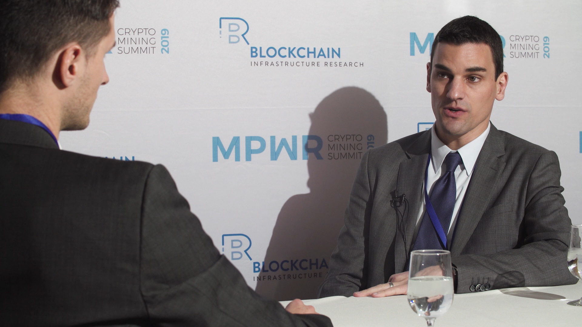 I sit down with Wes Fulford at MPWR 2019 to learn about his Bitcoin Mining operation in Quebec.