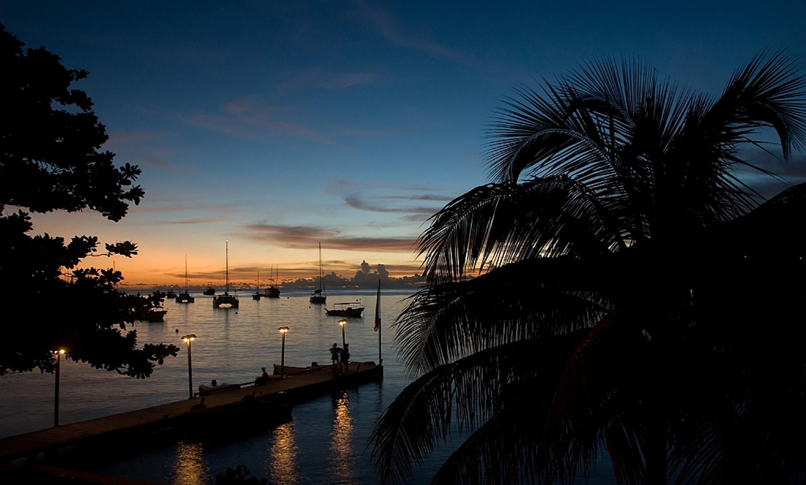 Sunset - Bequia