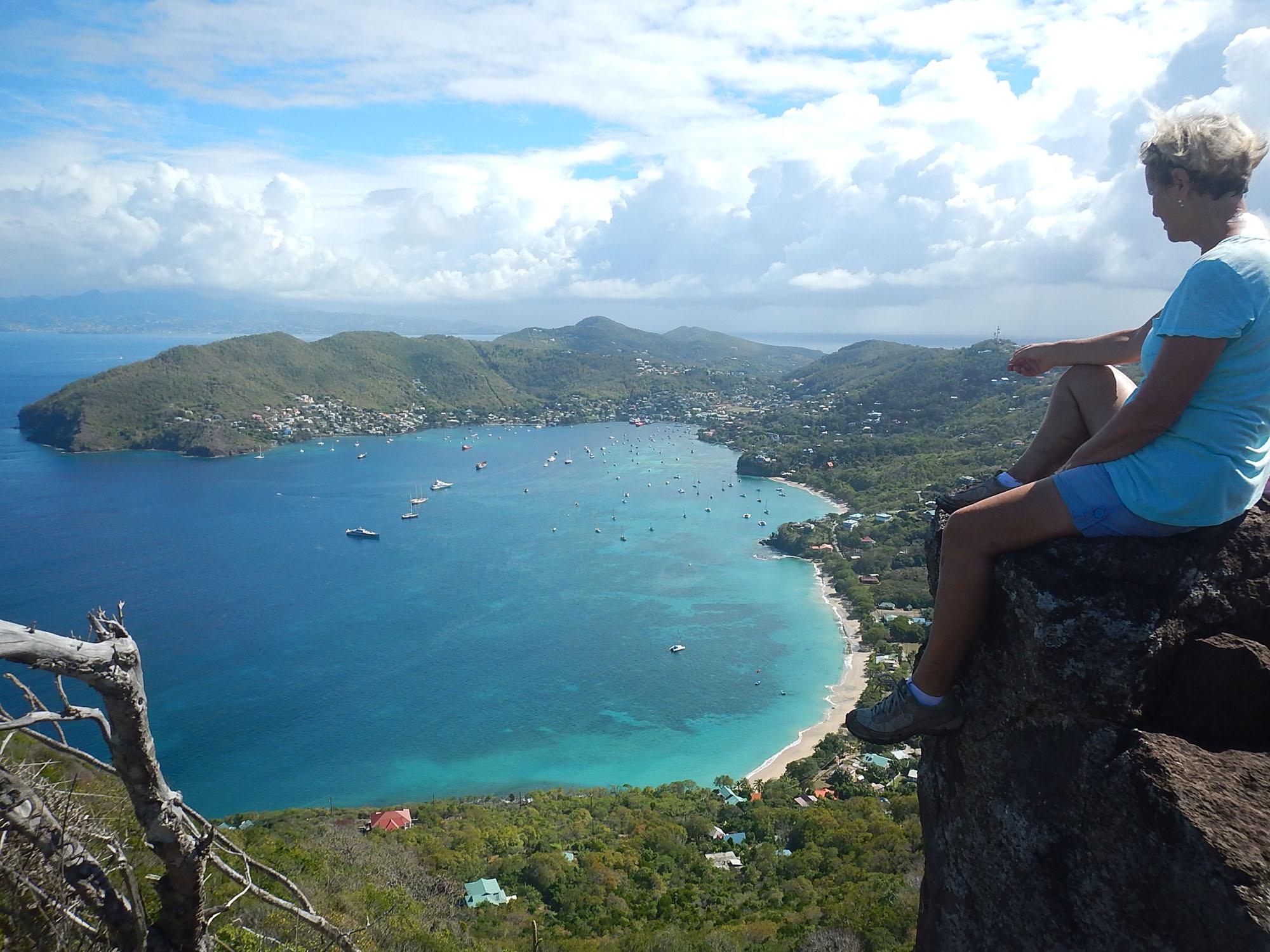 Amazing view - Bequia