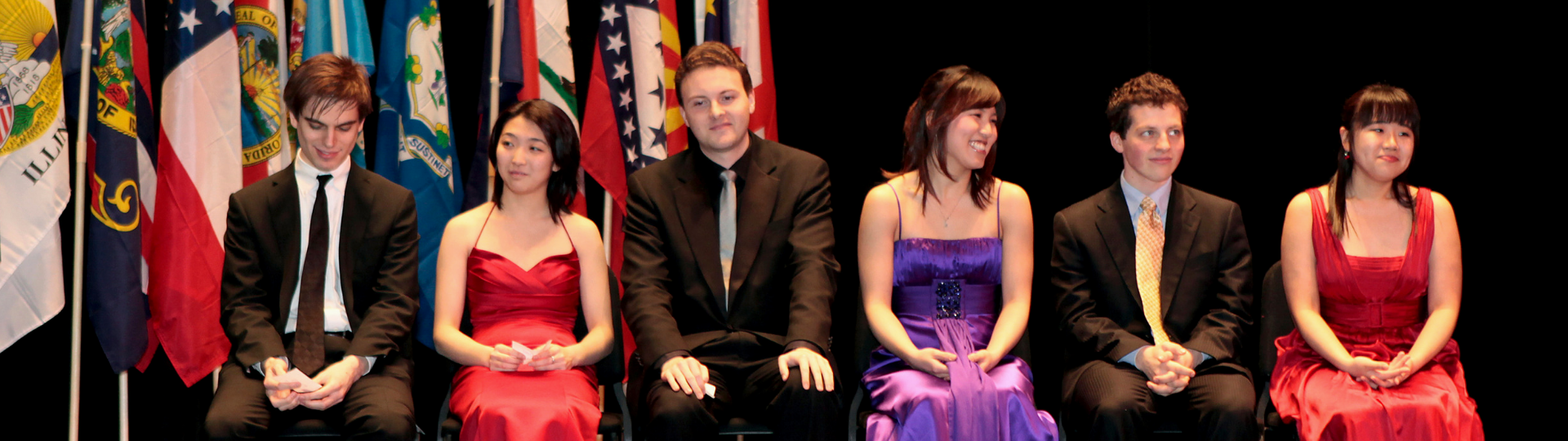 Laureates of the 2010 National Chopin Piano Competition