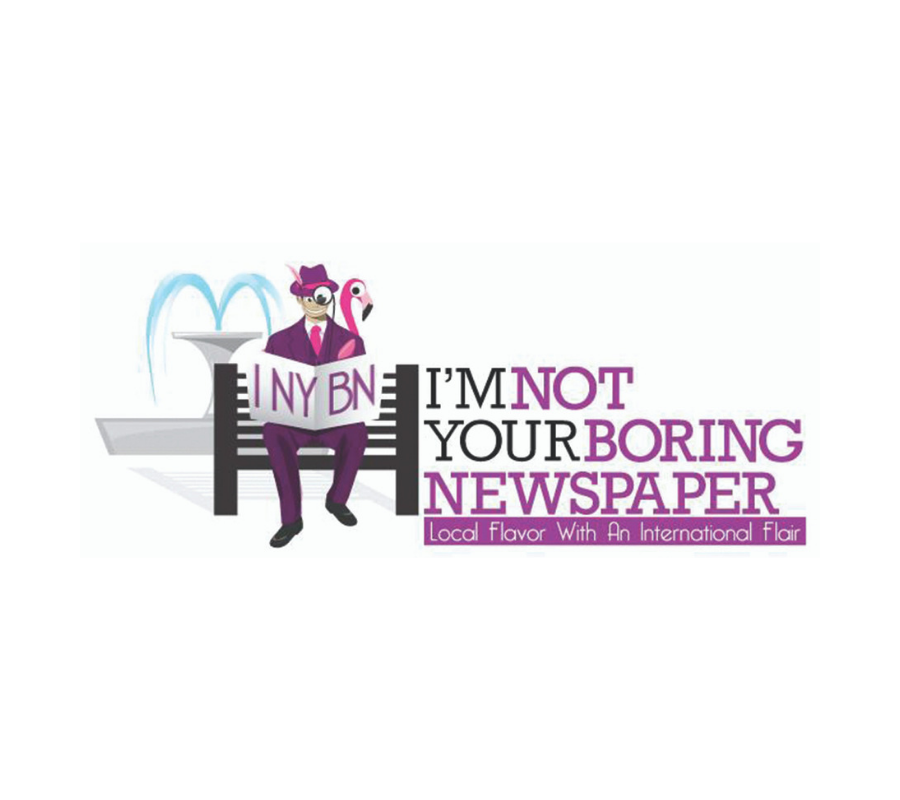 I'm Not Your Boring Newspaper