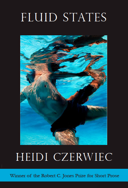 Fluid States cover: person swimming. Link to publisher.
