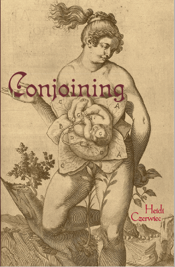 Conjoining cover: anatomical drawing of woman and baby. Link to publisher.
