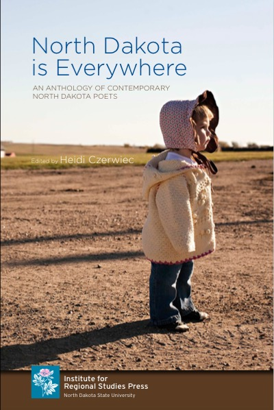 North Dakota is Everywhere cover: girl on farm. Link to publisher.