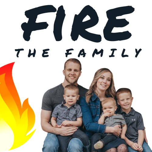 Listen to the Podcast! - Weekly episodes packed full of real life experiences with budgeting, saving, investing and providing the best life they can for their 3 boys.