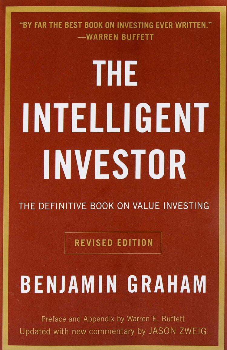 The Intelligent Investor - The greatest investment advisor of the twentieth century, Benjamin Graham, taught and inspired people worldwide. Graham's philosophy of
